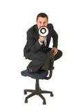 Homme d'affaires #246 Photo stock