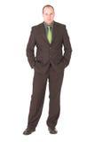 Homme d'affaires #3 Image libre de droits
