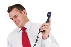 Homme d'affaires #44 Image libre de droits