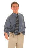 Homme d'affaires #88 Image libre de droits
