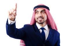Homme d'affaires arabe Photographie stock libre de droits