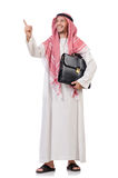 Homme d'affaires arabe Images stock
