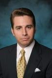 homme d'affaires dans le procès formel   Photo libre de droits