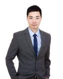 Homme d'affaires de l'Asie photos stock