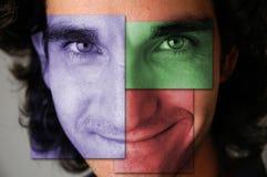 Homme d'affaires de RVB Image libre de droits