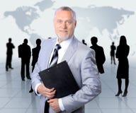 Homme d'affaires et Photographie stock libre de droits