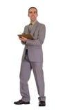 homme d'affaires faisant des stocks photos libres de droits