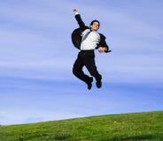 Homme d'affaires heureux photos libres de droits