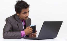 Homme d'affaires indien photos libres de droits