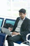 Homme d'affaires indien asiatique Photos libres de droits