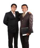 Homme d'affaires indien heureux Photos libres de droits