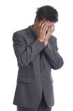 Homme d'affaires (les séries) Photographie stock libre de droits
