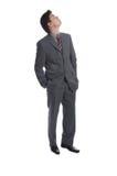 Homme d'affaires (les séries) Image stock