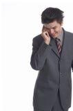 Homme d'affaires (les séries) Photos stock