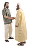 Homme d'affaires musulman arabe Images stock