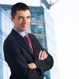 Homme d'affaires réussi photos libres de droits