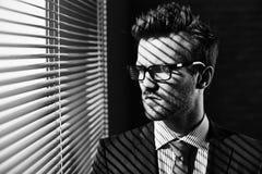 Homme d'affaires snob Images libres de droits