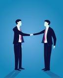 Homme d'affaires Success Agreement Concept Photo libre de droits