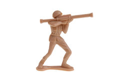 Homme d'armée de jouet photo libre de droits