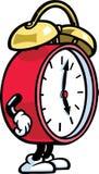 Homme d'horloge Illustration Libre de Droits