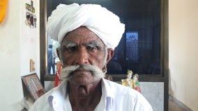 Homme d'Indain Photographie stock libre de droits