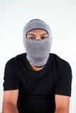 Homme dans le masque photo libre de droits