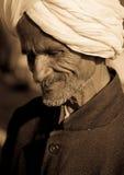 Homme dans un turban Photo libre de droits