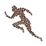 Homme de café Photographie stock libre de droits