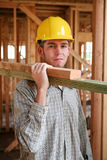 Homme de construction images libres de droits
