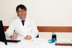 Homme de docteur Image libre de droits