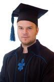 homme de graduation Images libres de droits