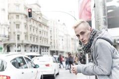 Homme de mode Images stock