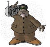Homme de musique Photographie stock libre de droits