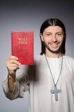 Homme de prêtre photos stock