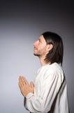 Homme de prêtre image libre de droits
