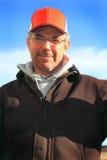 Homme de propriétaire d'un ranch images stock