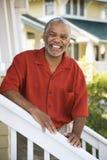 Homme de sourire heureux. Images libres de droits
