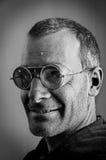 Homme de Steampunk Photographie stock libre de droits