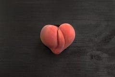 Homme de tomate Date de tomate Rose rouge Images libres de droits