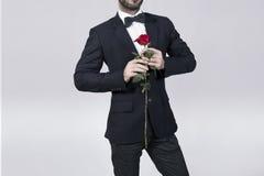 Homme de valentines photos stock
