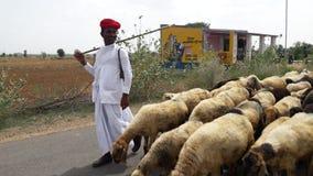 Homme de villageois Images stock