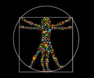 Homme en bonne santé Image stock