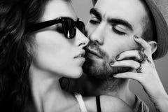 Homme et femme Photographie stock libre de droits