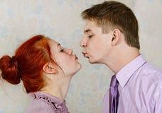 Homme et femme. Photos libres de droits