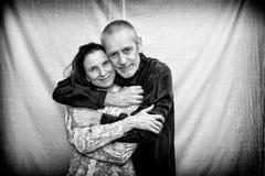 Homme et femme mûrs Photos stock