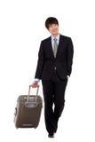 Homme et voyage d'affaires. Photo libre de droits
