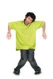 Homme frais de danseur images stock