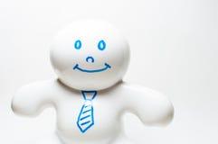 Homme heureux d'affaires Photos libres de droits