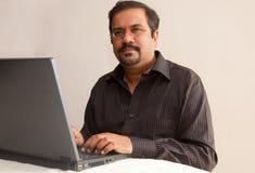 Homme indien image stock