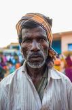 Homme indien Photographie stock